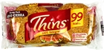 BIMBO - THINS 100% INTEGRAL | Valor nutricional de  BIMBO - THINS 100% INTEGRAL | OCU