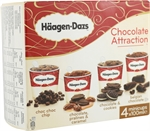HÄAGEN-DAZS CHOCOLATE ATTRACTION BELGIAN CHOCOLATE | Comparador Nutricional -análisis de los alimentos| OCU