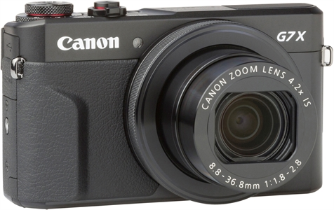 CANON POWERSHOT G7 X MARK II | Test y Opiniones CANON POWERSHOT G7 X MARK II | OCU