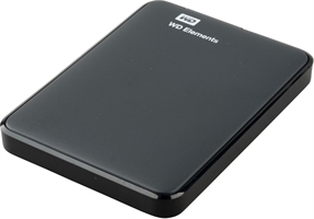 WESTERN DIGITAL Elements Portable 1 TB