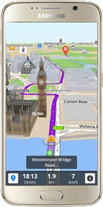 SYGIC GPS Navigation & Maps (Android)