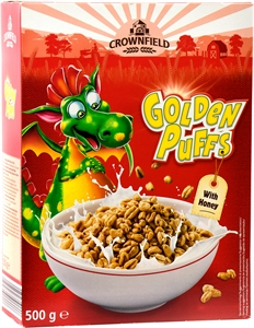 CROWNFIELD (LIDL) GOLDEN PUFFS. | Test y Opiniones CROWNFIELD (LIDL) GOLDEN PUFFS. | OCU