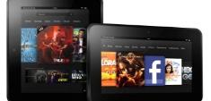 Las nuevas tabletas Kindle de Amazon