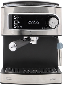 CECOTEC POWER ESPRESSO 20 | Test y Opiniones CECOTEC POWER ESPRESSO 20 | OCU