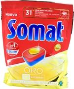 SOMAT Oro 12 acciones Pastillas