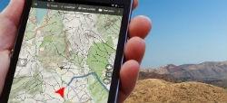 Mapas topográficos, para ir más lejos con el móvil
