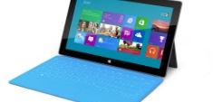 Llega Surface, la nueva tableta de Microsoft