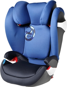 CYBEX SOLUTION M-FIX | Test y Opiniones CYBEX SOLUTION M-FIX | OCU