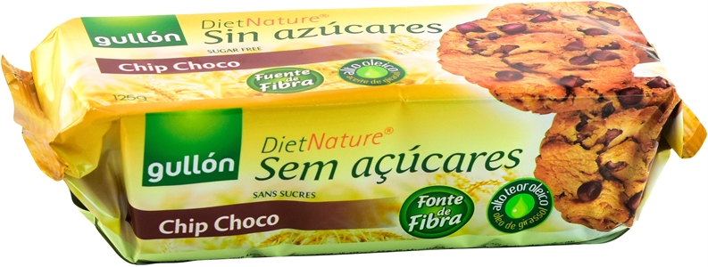 GULLON DIET NATURE SIN AZÚCARES CHIP CHOCO | Test y Opiniones GULLON DIET NATURE SIN AZÚCARES CHIP CHOCO | OCU