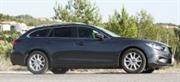Mazda 6 Wagon: espacioso, eficiente y seguro