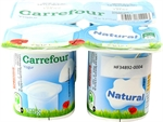 CARREFOUR Yogur natural