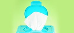 Deshacernos de las toallitas húmedas nos cuesta 1.000 millones al año